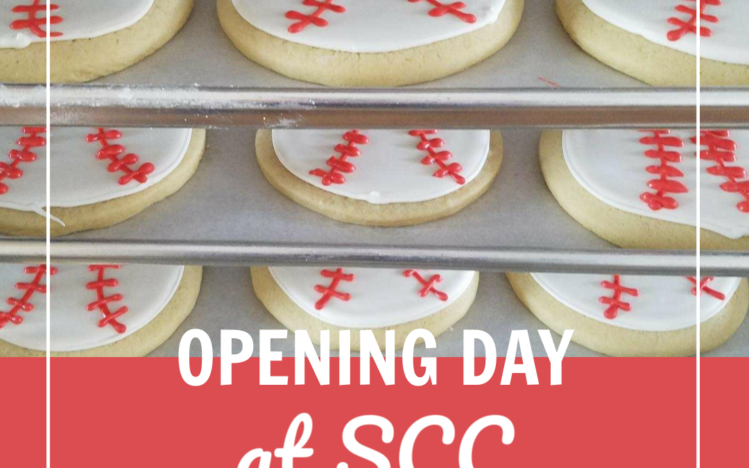 Opening Day at SCC